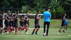 Indosport - Proses pemusatan latihan PSM Makassar di Yogyakarta.