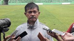 Indosport - Pelatih Timnas Indonesia U-22, Indra Sjafri.
