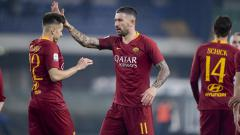 Indosport - AS Roma pulangkan pemain buangannya, Stephan El Shaarawy (kiri).