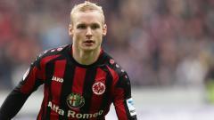 Indosport - Pemain Eintracht Frankfurt, Sebastian Rode.