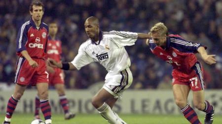 Nikolas Anelka ternyata tak betah dan tertekan saat membela klub LaLiga Spanyol, Real Madrid. - INDOSPORT
