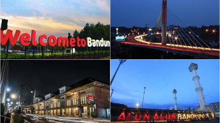 Wisata Kota Bandung - INDOSPORT
