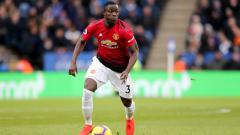 Indosport - Bek Manchester United, Eric Bailly.