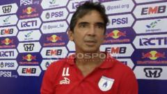 Indosport - Pelatih Persipura Jayapura, Luciano Leandro