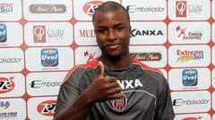 Indosport - Calon pemain Persipura asal Brasil, Andre Ribeiro do Santos.