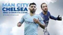 Indosport - Prediksi Manchester City vs Chelsea.