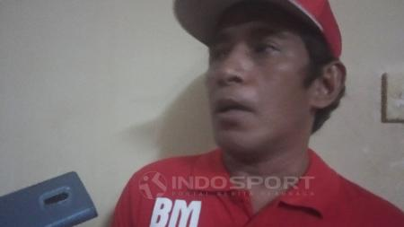 Asisten Manajer Persipura, Bento Madubun - INDOSPORT
