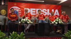 Indosport - Pernyataan perdana Kokoh Bafiat pasca menjadi Direktur Utama Persija Jakarta.