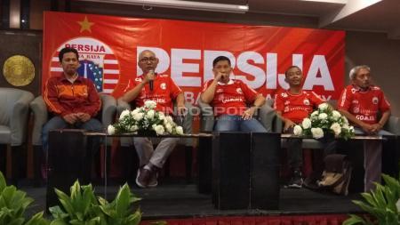 Pernyataan perdana Kokoh Bafiat pasca menjadi Direktur Utama Persija Jakarta. - INDOSPORT