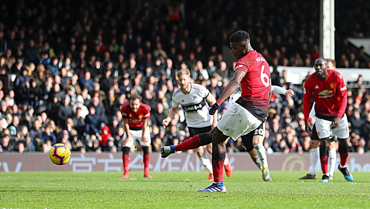Manchester United Paling Sering Dapat Gol Penalti Di Premier