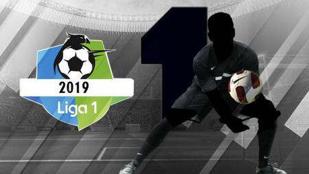 Ilustrasi beberapa kiper Liga 1 yang dinantikan di 2019 - INDOSPORT