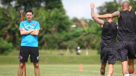 Latihan PSM Makassar di Yogyakarta - INDOSPORT