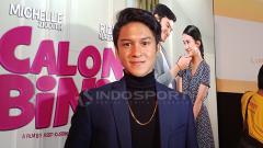 Indosport - Aktor muda pendatang baru Antonio Blanco