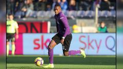 Indosport - Edimilson Fernandes, gelandang serang Fiorentina.