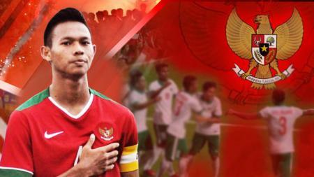 Andy Setyo Nugroho membawa modal berharga dalam pemusatan latihan bersama Timnas Indonesia. - INDOSPORT