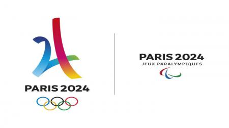 Logo Olimpiade dan Paralimpiade Paris 2024. - INDOSPORT