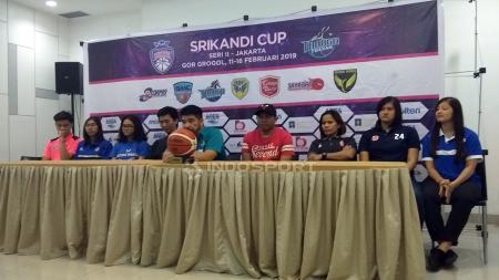 Kompetisi teratas basket putri Indonesia Srikandi Cup kembali dihelat. Memasuki seri ke II, Srikandi Cup kali ini cukup spesial lantaran menjadi ajang seleksi Timnas basket putri Indonesia menuju SEA Games 2019. - INDOSPORT