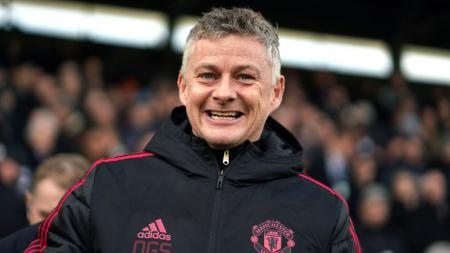 Pelatih Manchester United, Ole Gunnar Solskjaer. - INDOSPORT