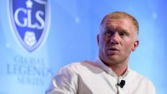 Indosport - Paul Scholes