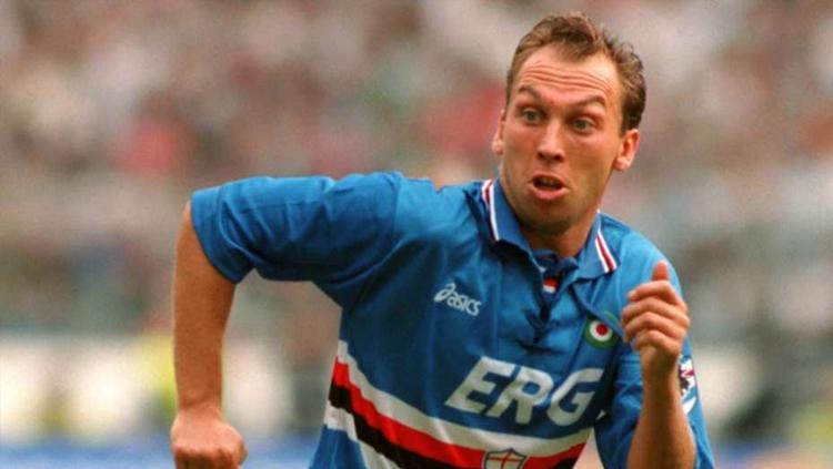 David Platt - Sampdoria. Copyright: Getty Images