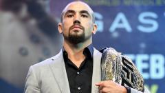 Indosport - Petarung UFC, Ribert Whittaker.