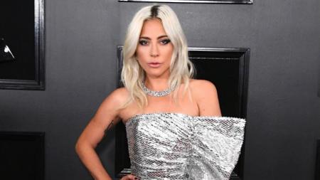 Lady Gaga saat tampil di Grammy Awards 2019. - INDOSPORT