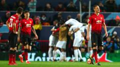 Indosport - Manchester United vs PSG
