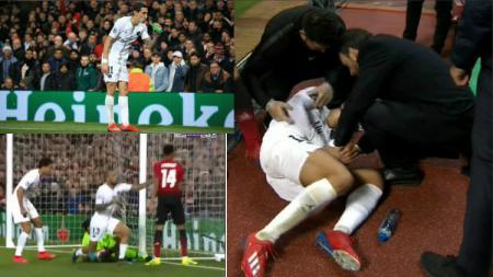 3 Momen di Laga MU vs PSG. - INDOSPORT