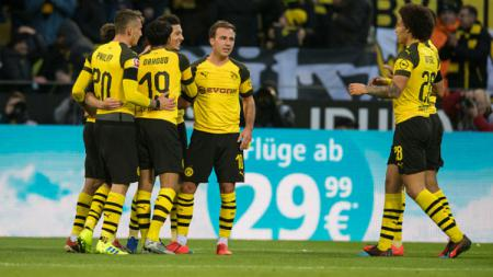 Para penggawa Borussia Dortmund. - INDOSPORT