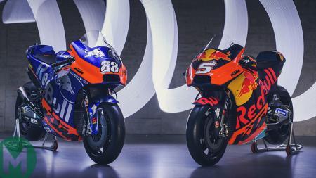 KTM rilis motor baru - INDOSPORT