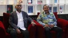 Indosport - Gelar rapat perdana, Komite Ad Hoc perdamaian persepsi dengan Satgas Anti Mafia Bola