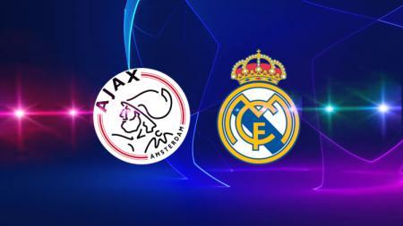Ajax Amsterdan vs Real Madrid - INDOSPORT
