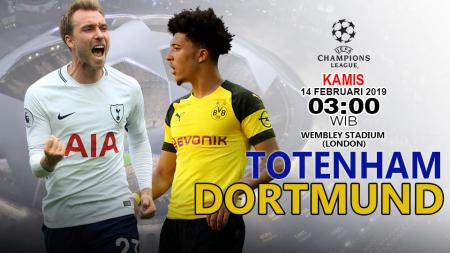 Prediksi Totenham vs Dortmund - INDOSPORT