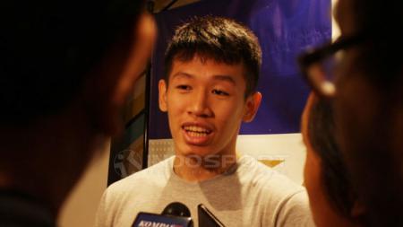 Pemain Timnas Basket Indonesia, Abraham Damar, menyumbang 25 poin dalam pertandingan Indonesia vs Korea Selatan di Grup A Kualifikasi FIBA Asia Cup 2021. - INDOSPORT