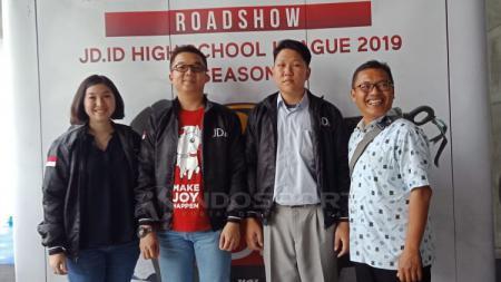 Roadshow JD.ID Highschool League 2019 - INDOSPORT