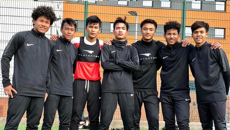 Alumni Garuda Select Bisa Menjadi Pelatih Sepak Bola Dengan Lisensi Fa Indosport