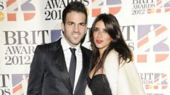 Indosport - Cesc Fabregas dan Daniella Semaan