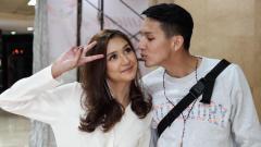 Indosport - Daniel Timothy Wenas dan Mikha Tambayong
