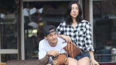 Indosport - Irfan Bachdim dan Jennifer Bachdim