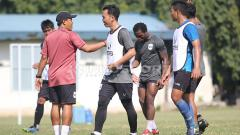 Indosport - Situasi latihan PSIS Semarang.