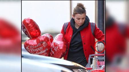 Coleen Rooney, istri dari Wayne Rooney. - INDOSPORT
