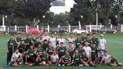 Indosport - Timnas Indonesia U-22 usai jalani latihan