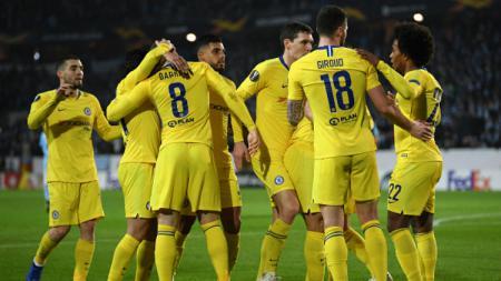 Pertandingan Liga Europa, Malmo vs Chelsea - INDOSPORT