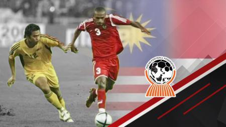 Malaysia vs Indonesia di Piala Tiger 2004 - INDOSPORT