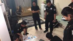 Indosport - Penggeledahan dan penyitaan di kediaman/apartemen Joko Driyono.