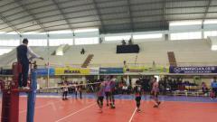 Indosport - Proliga 2019 seri Malang, Jumat (15/02/19).