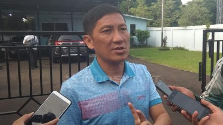 Chief Executive Officer (CEO) Persija Jakarta, Ferry Paulus - INDOSPORT