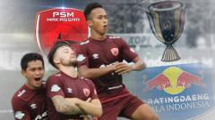 Indosport - Link Live Streaming Pertandingan Kratingdaeng Piala Indonesia: PSM Makassar vs Perseru Serui
