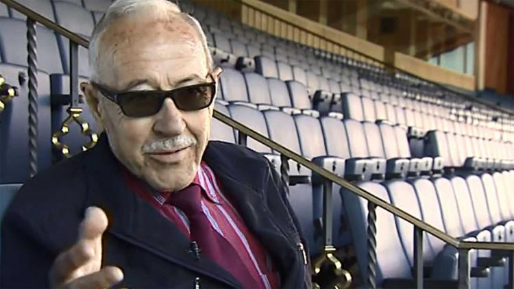 Manuel Brinas, salah satu pendiri sekolah sepak bola Atletico Madrid Copyright: RTV