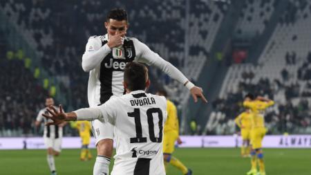 Pertandingan Serie A Italia, Juventus vs Frosinone - INDOSPORT